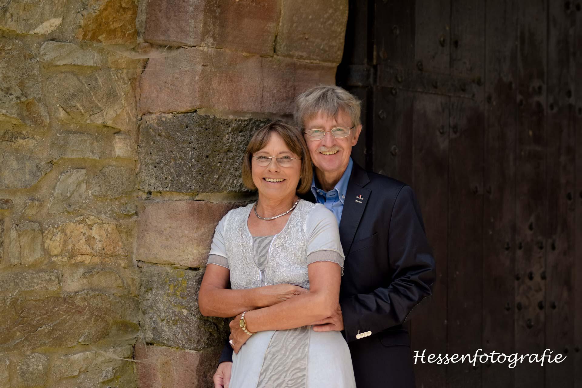 Hochzeitsfotograf Bad Homburg Goldene Hochzeit Saalburg